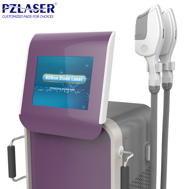 Safety Intense Pulsed Light Hair Removal Machine , Derma Hair Removal Machine
